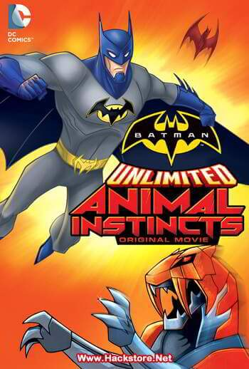 Batman Unlimited: Animal Instincts [Latino]