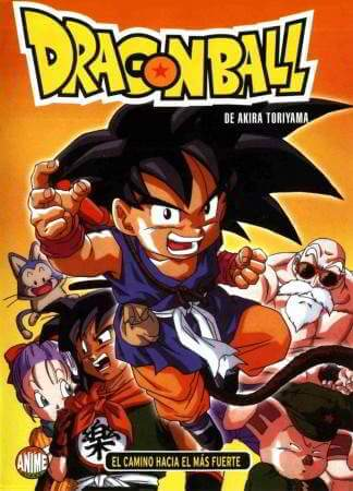 Dragon Ball [Latino]