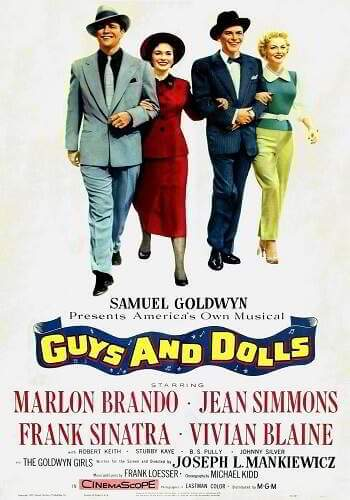 Guys And Dolls [DVD9] [Latino]