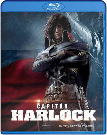 Space Pirate Captain Harlock [BD50]