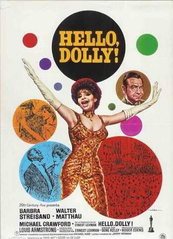 Hello Dolly [DVD9][Latino]