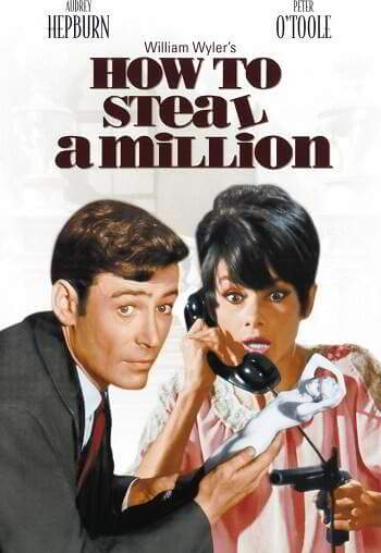 How to Steal a Million [Latino][DVD9]