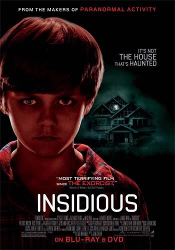 Insidious [DVD9] [Latino]