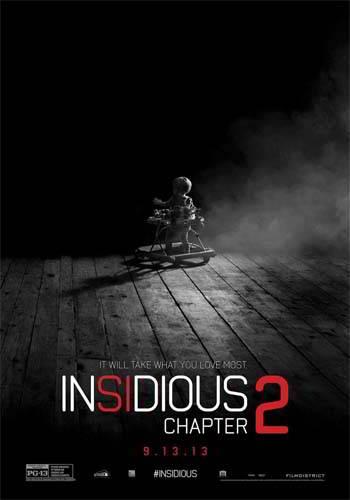 Insidious: Chapter 2 [DVD9] [Latino]