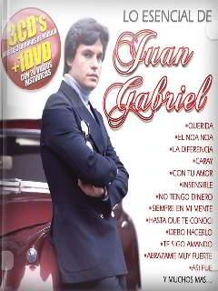 Juan Gabriel: Lo Esencial