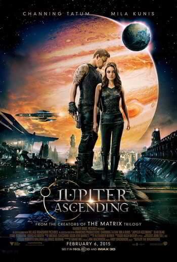 Jupiter Ascending [Latino]