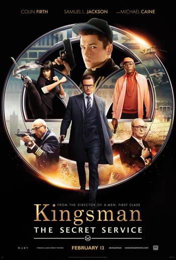 Kingsman: The Secret Service [BD25][Latino]