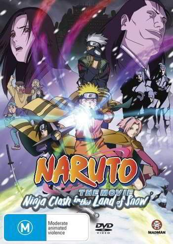 Naruto: Ninja Clash In The Land Of Snow [Latino]