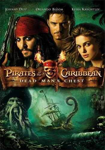 Pirates Of The Caribbean: Dead Man's Chest [DVD9] [Latino]