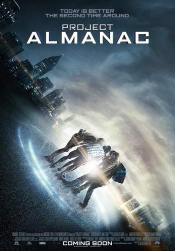 Project Almanac [Latino]