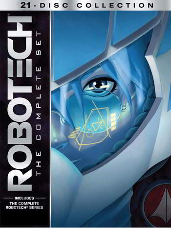Robotech: The Complete Series [Latino][DVD9]