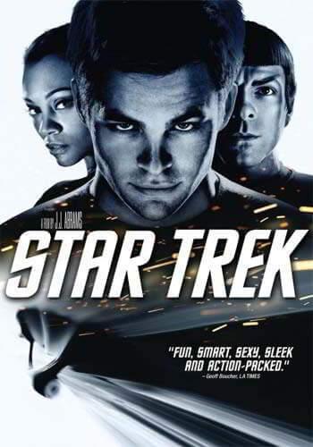 Star Trek [DVD9] [Latino]