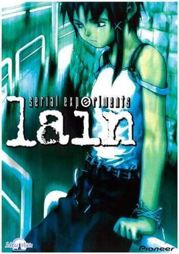 Serial Experiments Lain [DVD9]