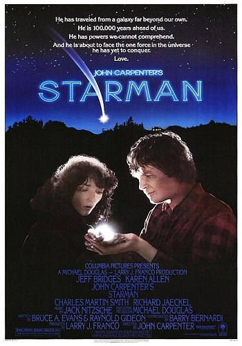 John Carpenter's: Starman [Latino]