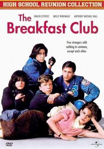 The Breakfast Club [DVD9] [Latino]