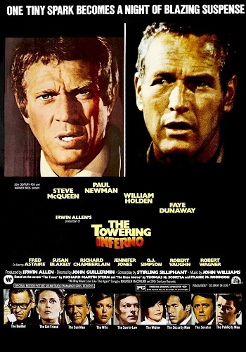 The Towering Inferno [Latino]
