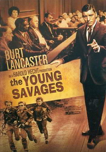 The Young Savages [Latino]