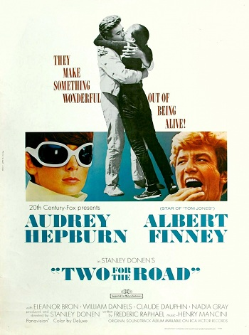 Two For The Road [DVD9] [Latino]