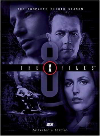 The X Files Season 8 [Dvd9][Latino]