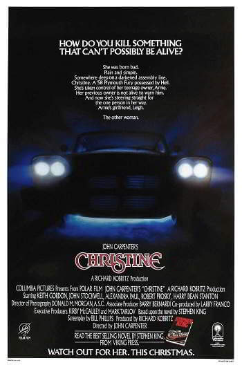John Carpenter's: Christine [Latino]
