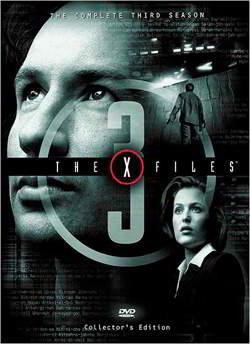 The X Files Season 3 [DVD9]