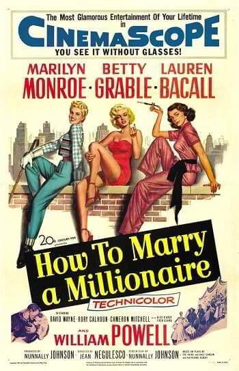 How to Marry a Millionaire [DVD9]