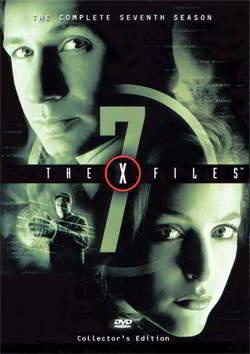 The X Files Season 7 [Dvd9][Latino]