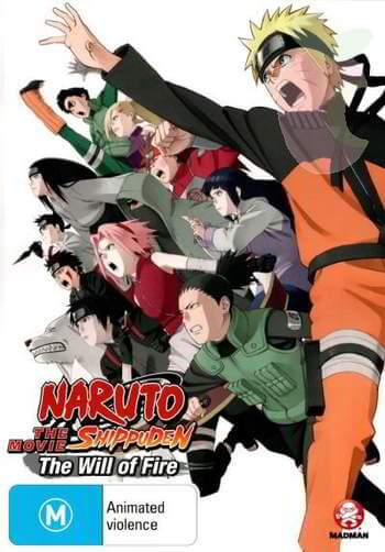 Naruto Shippuden: The Will of Fire