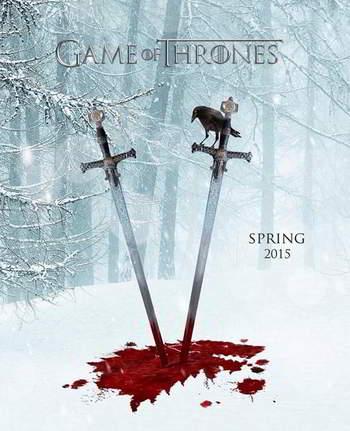Game Of Thrones: Season 5 [DVDBD] [Latino]