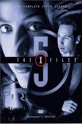 The X Files Season 5  [DVD9]