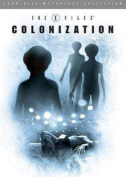 The X-Files Mythology Volume 3: Colonization [Dvd9][Latino]