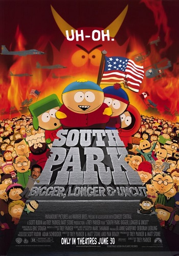 South Park: Bigger, Longer & Uncut [Latino]