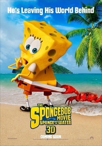 The SpongeBob Movie: Sponge Out of Water [Latino]