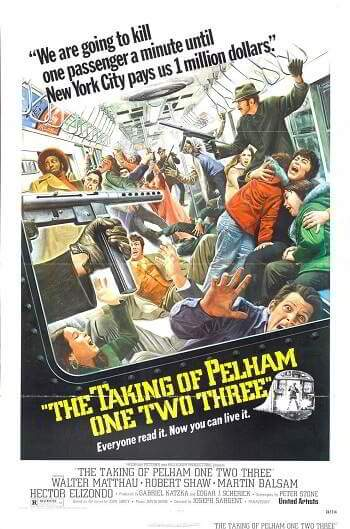 The Taking of Pelham One Two Three [Latino]