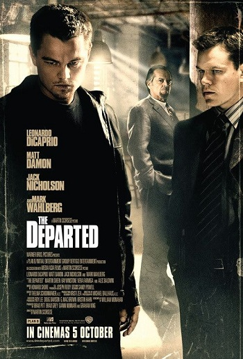 The Departed [BD25][Latino]