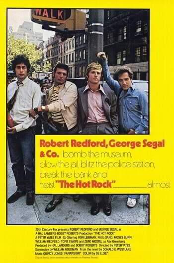 The Hot Rock [DVD9] [Latino]