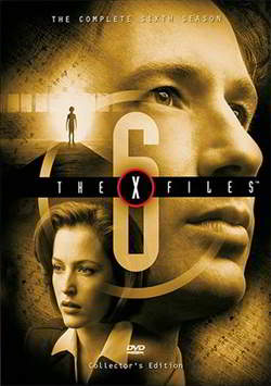 The X Files Season 6 [Dvd9][Latino]