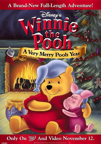 A Very Merry Pooh Year [Latino]
