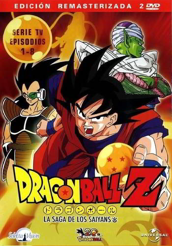 Dragon Ball Z: Saiyajin's Saga [Latino]