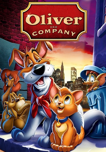 Oliver And Company [DVD9] [Latino]