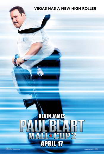 Paul Blart: Mall Cop 2 [BD25][Latino]