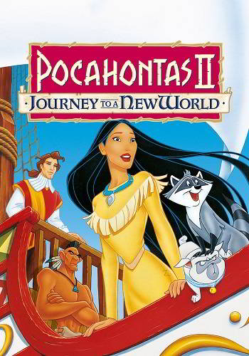 Pocahontas 2: Journey To A New World [DVD9] [Latino]