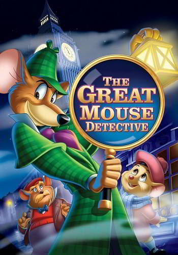 The Great Mouse Detective [DVD9] [Latino]