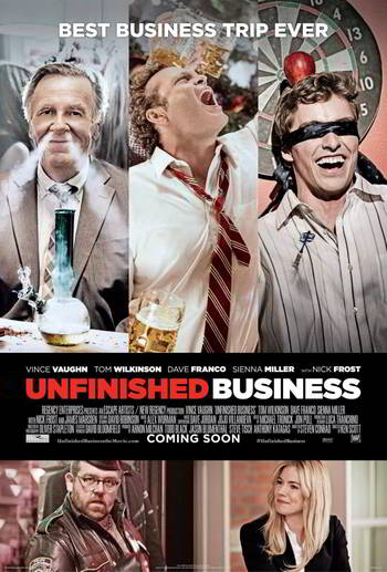 Unfinished Business [Latino]