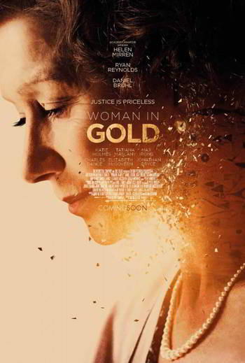 Woman in Gold [BD25][Latino]