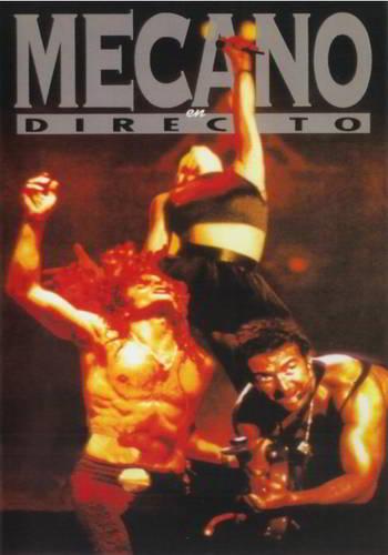 Mecano: En Directo