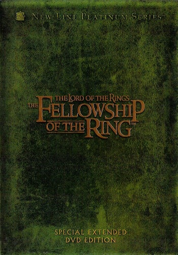 The Lord Of The Rings: The Fellowship Of The Ring [Extended Version]