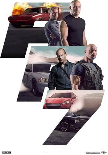 Fast & Furious 7 [Latino]