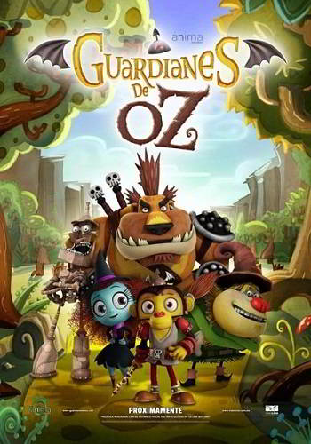 Guardianes de Oz [Latino]