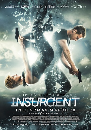 The Divergent Series: Insurgent [Latino]